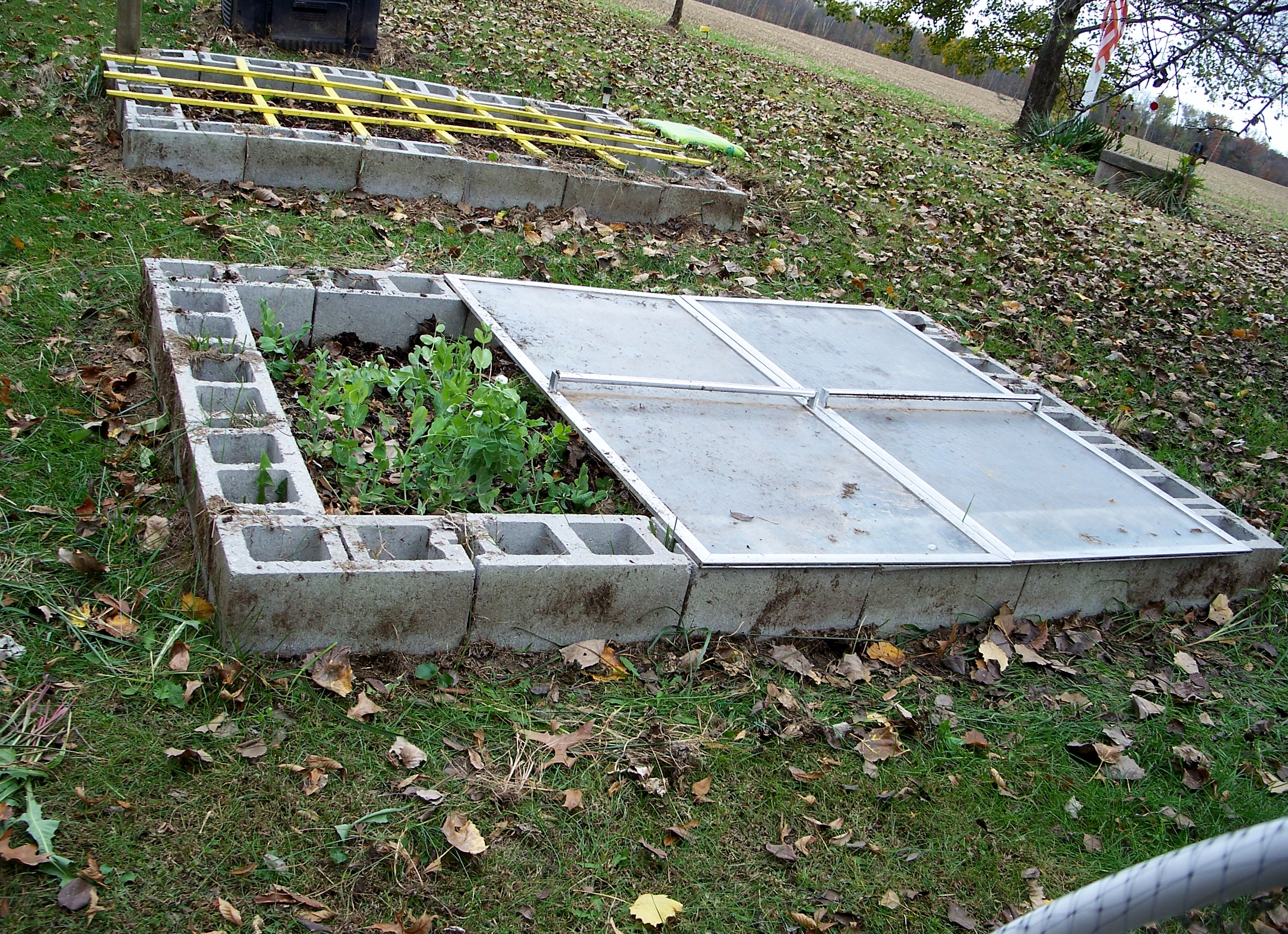 the cold frame will create a micro climate inside that is a zone and a half warmer than your garden i am located in usda zone 5b so the climate inside my
